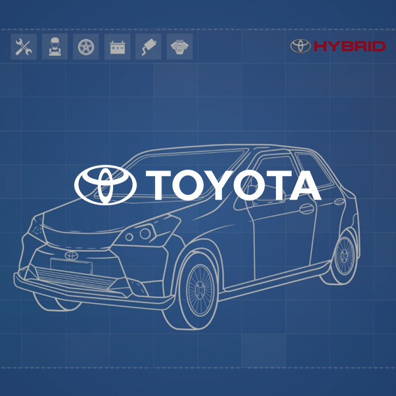 Toyota – Hybrid Cars