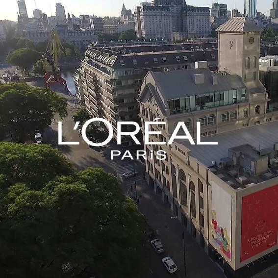 Loreal – CCreme Lanzamiento