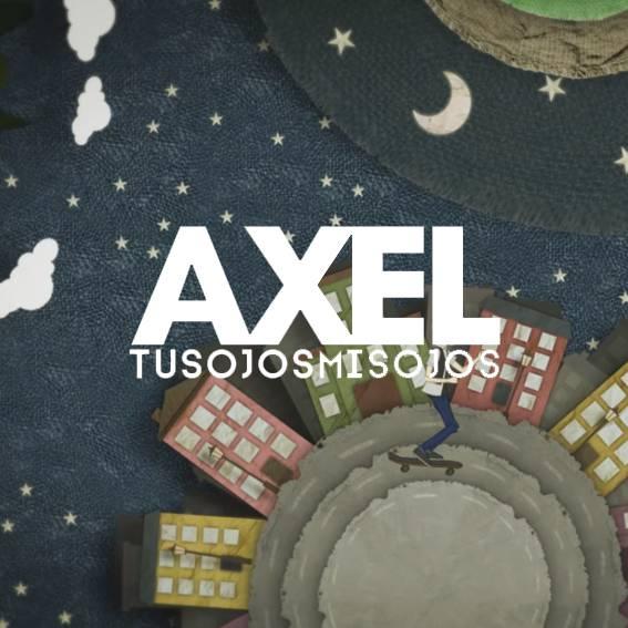 Axel – Mis Ojos